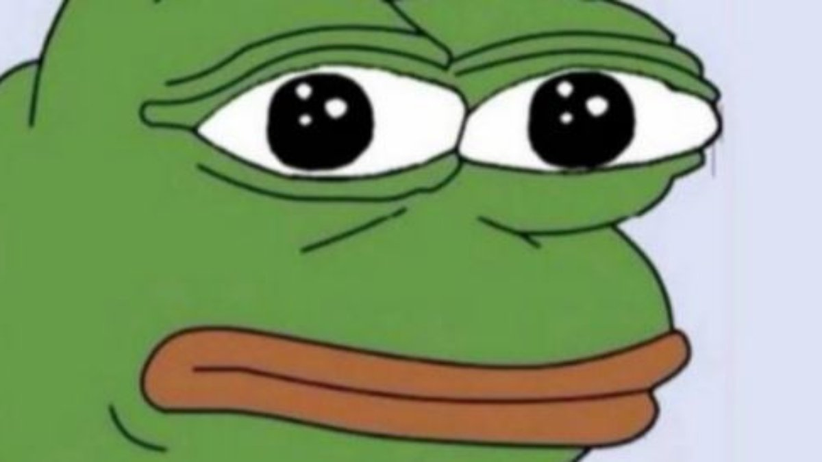 Zweckentfremdet Zum Hass Symbol Wie Pepe Der Frosch Zum