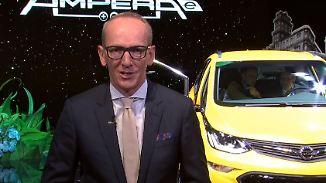 """Opel-Chef Neumann im n-tv Interview: """"Das Thema Reichweitenangst ist vom Tisch"""""""