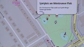 Bestes Eis und lustigste Schaukel: München lässt Kinder die Stadt kartographieren