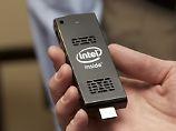Mini-Rechner taugen nix: Warentest lässt PC-Sticks durchfallen