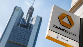 Commerzbank und Deutsche Bank: Banken geraten ins Wanken