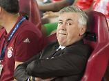 """""""Verlieren ist immer traurig"""": Carlo Ancelotti."""