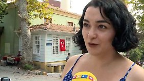 """""""Wir haben alle Angst"""": Junge Menschen sehen keine Zukunft in der Türkei"""