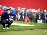 Ryder Cup startet überraschend: US-Team führt Europas Golfstars vor