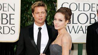 Promi-News des Tages: Brad Pitt fordert Verlobungsring von Angelina Jolie zurück