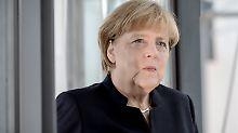 """""""Stringente Flüchtlingspolitik"""": Kanzlerin bestreitet Kurswechsel"""