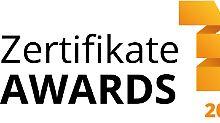 ZertifikateAwards 2016: Wer hat das beste Papier?