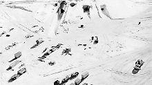 Giftiger Atommüll in Grönland: Schmelzendes Eis legt US-Basis frei