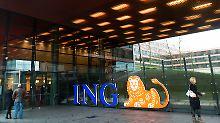 Niedrige Zinsen, hohe Kosten: ING streicht Tausende Jobs