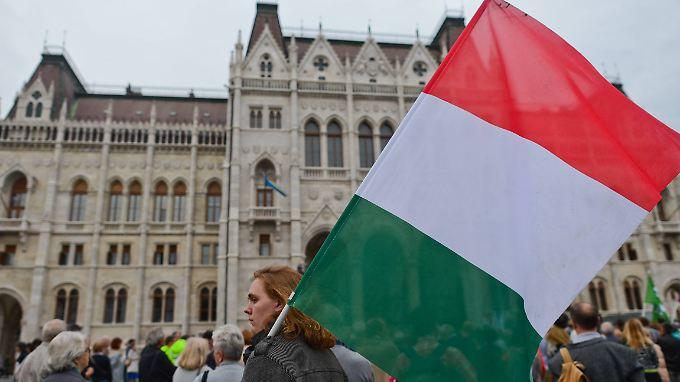 Zu wenige Ungarn beteiligten sich.