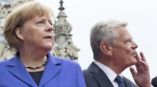 Gauck will nicht wiedergewählt werden. Merkels Koalition hat deshalb ein Problem.