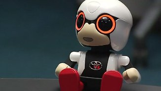 Künstliche Intelligenz auf dem Vormarsch: Toyota baut Knuddel-Roboter für einsame Herzen
