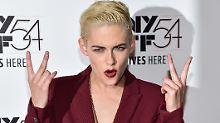 Byebye, Bella!: Kristen Stewart ist kaum wiederzuerkennen