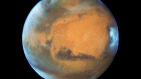Wettlauf mit SpaceX: Boeing kündigt Mars-Programm an