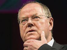 Steinbrück wird Bank-Berater: Den Schaden hat die SPD