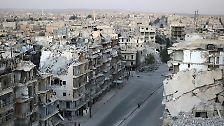 Nach Auffassung westlicher Staaten kann dieser Angriff nur von syrischen oder russischen Kampfjets geflogen worden sein – die politische Verantwortung für dieses Kriegsverbrechen sehen die USA, aber auch Deutschland und Frankreich, bei Russland.