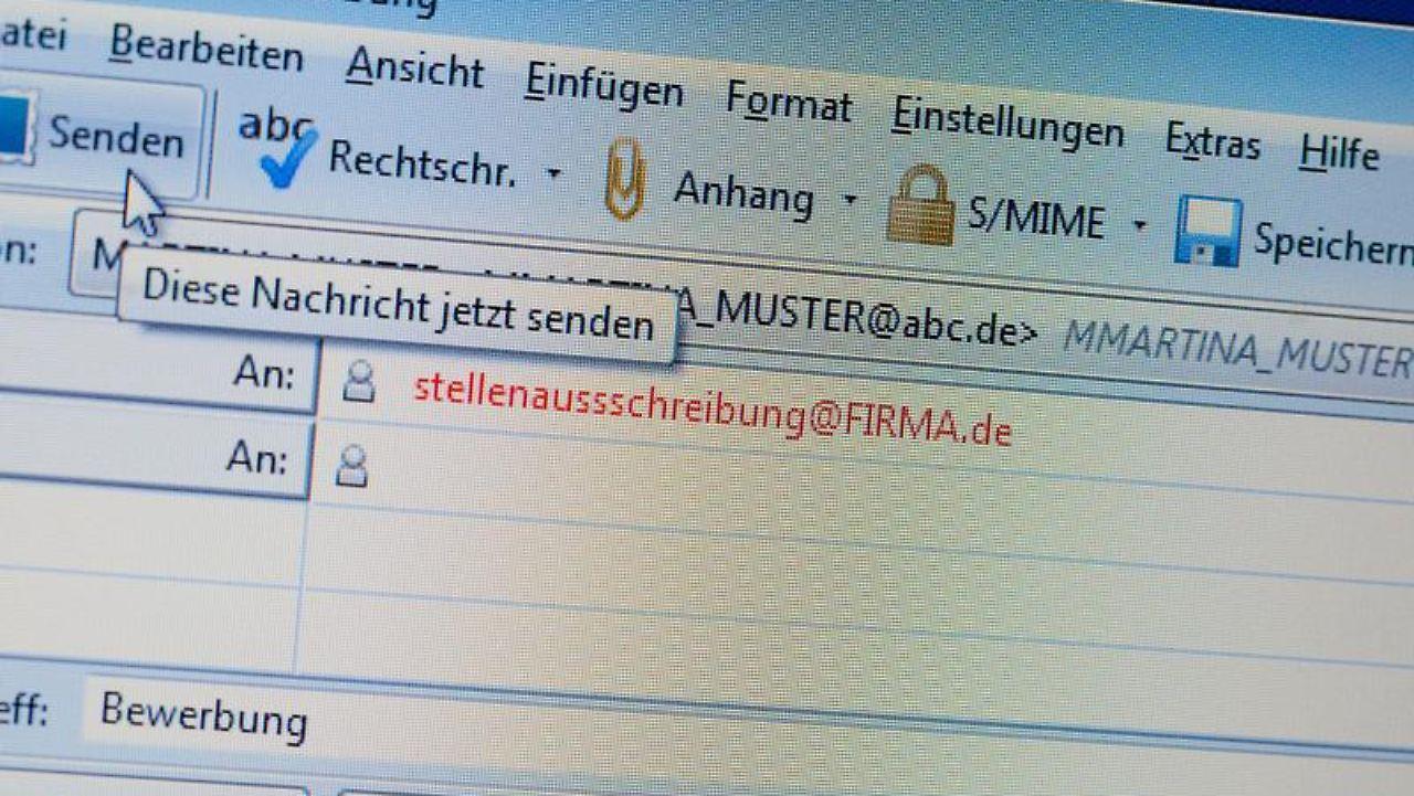 Online-Bewerbung: Was Personaler abschreckt - n-tv.de