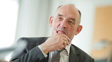 """Scheele folgt auf Weise: """"Mister Arbeitsmarkt"""" übernimmt das Ruder"""