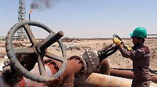 Steigender Rohstoffpreis: Ölsektor wittert Morgenluft
