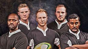 Kampf gegen Vorurteile in Südafrika: Rugby-Team heuert gezielt Schwule und Schwarze an