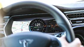 Forscher haben verschiedene Schwächen des Autopiloten beobachtet.