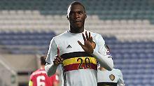 Für ihn waren's sogar nur sechs Sekunden: Belgiens Christian Benteke
