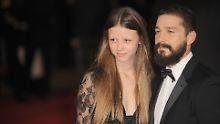"""Mit pinkem Cadillac und """"Elvis"""": Shia LaBeouf heiratet in Las Vegas"""
