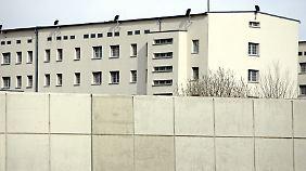 Die JVA Leipzig: Hier wurde al-Bakr erhängt aufgefunden.