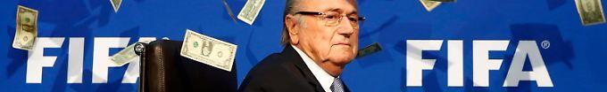 Der Sport-Tag: 18:36 Ex-Fifa-Boss Blatter blamiert sich auf Twitter