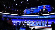 Präsidentschafts-Vorwahlkampf: Sarkozy schürt Angst vor Terroranschlägen