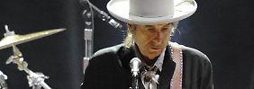 Das laute Schweigen einer Legende: Nobelpreis beeindruckt Bob Dylan nicht