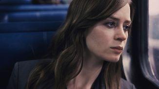 """Kinotipp: """"Girl on the Train"""": Emily Blunt fesselt Zuschauer in ungewöhnlich erzähltem Thriller"""