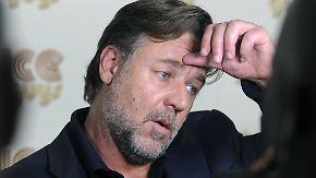 Promi-News des Tages: Russell Crowe setzt Rapperin Azealia Banks vor die Tür