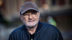 Zurück mit neuer Tour und alter Liebe: Phil Collins spricht über die Schatten seiner Vergangenheit