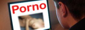 Hardcore-Filme im Netz: Kinder sehen früh und ungewollt Pornos