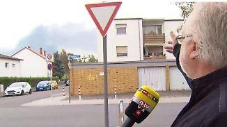 """""""Da muss doch Gift drin sein"""": Dunkle Wolke über BASF-Gelände macht Anwohnern Angst"""