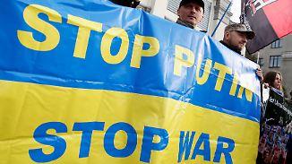 Umsetzung des Minsker Abkommens: Warum Russland und die Ukraine auf stur schalten