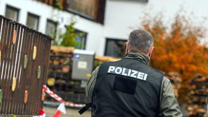 """In Georgensgmünd schoss der """"Reichsbürger"""" auf mehrere Polizisten - und verletzte einen tödlich."""