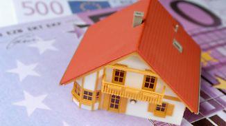 n-tv Ratgeber: Worauf man beim Baugeld achten sollte