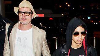 Promi-News des Tages: Sohn Maddox verweigert Kontakt zu Brad Pitt