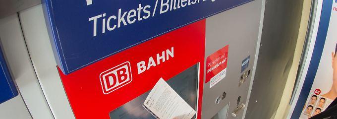 Wer früh bucht, bekommt Sparpreise: Bahntickets für Feiertage? Dann mal schnell!