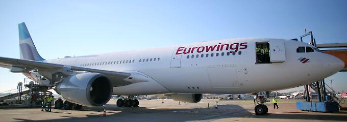 Bei Eurowings droht Streik: Fluggast-Rechte bei Arbeitsniederlegungen
