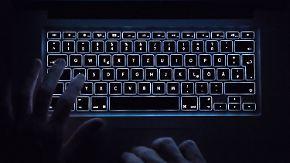 """Warnung aus Davos: Experten befürchten """"noch größere Cyberangriffe"""""""