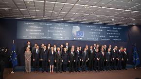 EU-Gipfel zu Ukraine, Syrien und Ceta: Staats-und Regierungschefs ringen um gemeinsame Linie