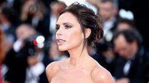 Promi-News des Tages: Victoria Beckham entwirft jetzt Mode für unter 65 Dollar