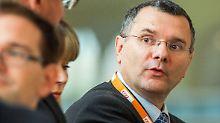 Ott auf dem Sonderparteitag der CDU Mecklenburg-Vorpommerns.