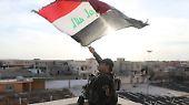 Großoffensive auf IS-Hochburg: Irakische Soldaten kämpfen erbittert um Mossul