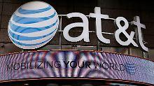 Trump kritisiert Machtfülle: AT&T kauft Time Warner für 100 Milliarden