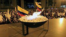 Optimismus trotz Referendum: Kolumbien verhandelt wieder mit der Farc
