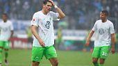 """""""Fehler kann man nicht abtrainieren."""" Wolfsburgs Interimstrainer Valérien Ismaël sieht sich zu einer Mission Impossible verdammt."""